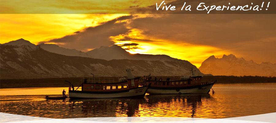 Exploradores De La Patagonia: Nuestra Flota : : : Exploradores Patagonia : : :